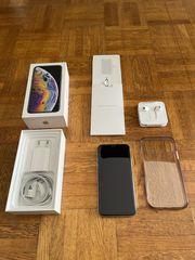 iPhone XS Silber 64GB in