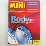 Broschüre Austin Mini
