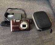Digitalkamera Casio Exilim EX-Z100 10