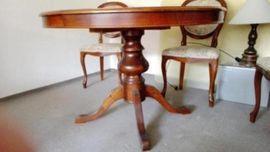 Tisch Antik Ausziehbar Haushalt Möbel Gebraucht Und