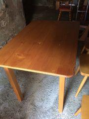 Holz - Tisch