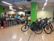 Nachmieter Geschäftspartner für Fahrradfachgeschäft im