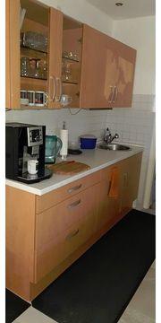Küche 2 Fronten