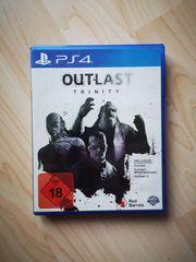PS4 Spiel Outlast Trinity 2