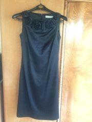 Schwarzes Abendkleid Ballkleid Grösse 36