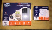 Wi-Fi Video Klingel Türsprechanlage