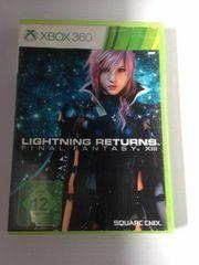 X Box 360 Spiel Lightning