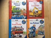 4 Kinderbücher der Junior Serie