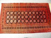 Sammlerteppich 185x111 antik T039