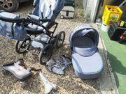 Kinderwagen knorr baby