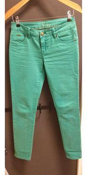 Jeans mit geradem Bein Gr