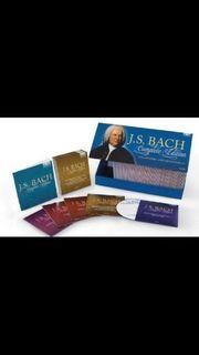 J s Bach 153 CD