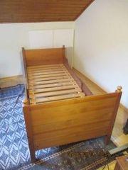 Bett ausziehbar