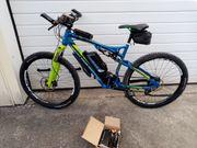 E-Bike Prophete Bergsteiger 6 9