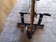 Digitals Training für Fahrrad zu