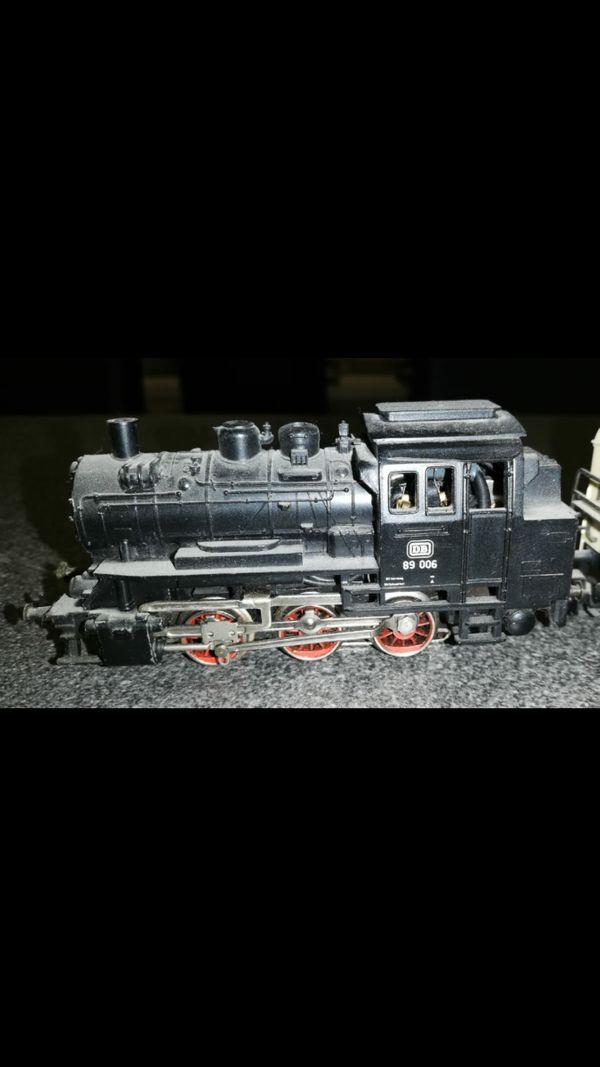 Dampflok Typ DB 89 006