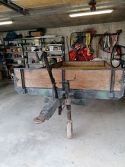 Traktoranhänger Hänger