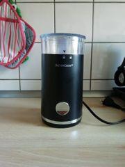 Silvercrest Caffe Kaffee Mühle zermahlen