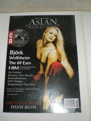 ASTAN Musikmagazine ASTAN Musik-CD Buch