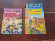 Bart Simpson Comic Sammlung