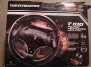 Racing Wheel Thrustmaster T100 für