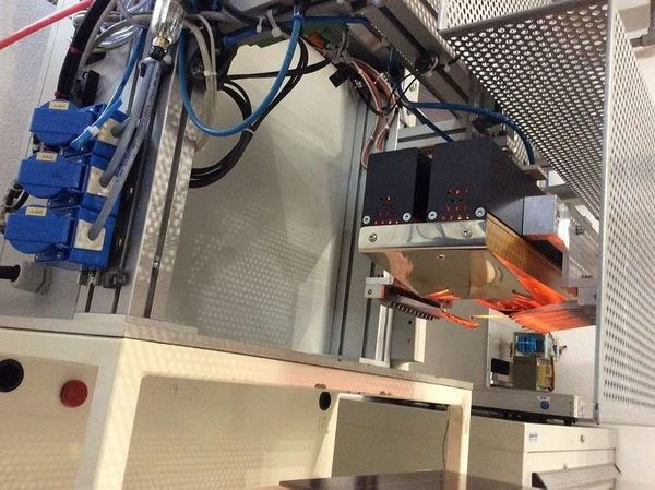 Hand Stringer Solar stringer Lötautomat
