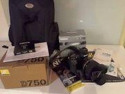 Nikon D750 24 3 MP