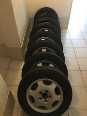 Mercedes Reifen 8 X