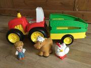 Little People Traktor