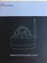 Ctronics 5MP Menschenerkennung WLAN Überwachungskamera