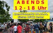 FLOHMARKT abends in Gießen