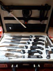 Küchenmesser-Set