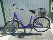 Damen- Citybike mit Tiefeneinstieg 26
