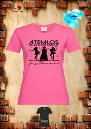T-Shirts Damen JGA mit Wunschaufdruck