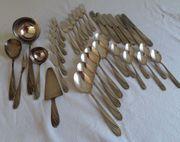 WMF-Silberbesteck-Friodur - 35 Teile - gut erhalten