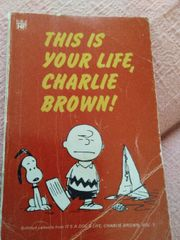 Buch Charlie brown this is