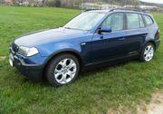 BMW X3 E83 3 0i