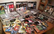 XXXL-CD-Sammlung Guter Zustand Album-Promo-LP s