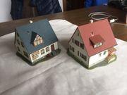 2 Kibri Häuser gut erhalten