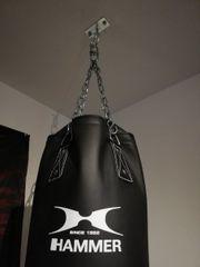 Boxsack - Premium black kick - 150 cm