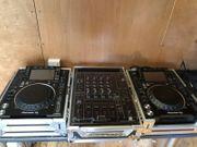 Pioneer 2x CDJ-2000NXS2 1x DJM-900NXS2