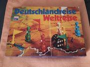 Ravensburger 61180001 Deutschlandreise Weltreise Gesellschaftsspiel
