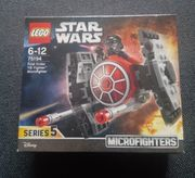 Lego Star Wars Set First