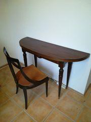 Antiker Vollholz Tisch