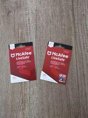 McAfee Livesafe Lizenzen