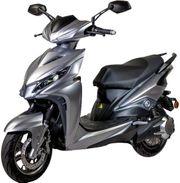 RE09 Lightning Elektro Sport Motorroller