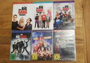 The Big Bang Theory Staffel