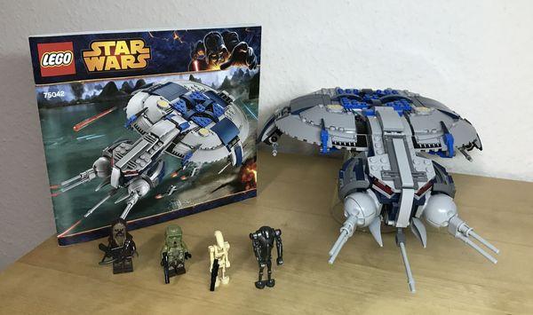 günstig kaufen 75042 LEGO StarWars Droid Gunship