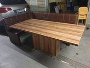 gastro Sitzbank und tische