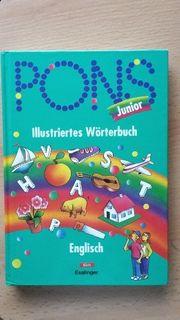 Pons Englischwörterbuch für Kinder
